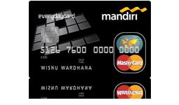 Everyday Card   kartu kredit mandiri